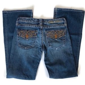 Big Star Casey MADE IN USA Distressed Jeans Sz 28L